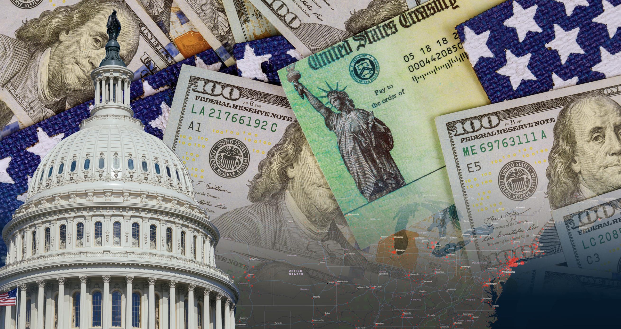 Illegal Immigrants stimulus checks