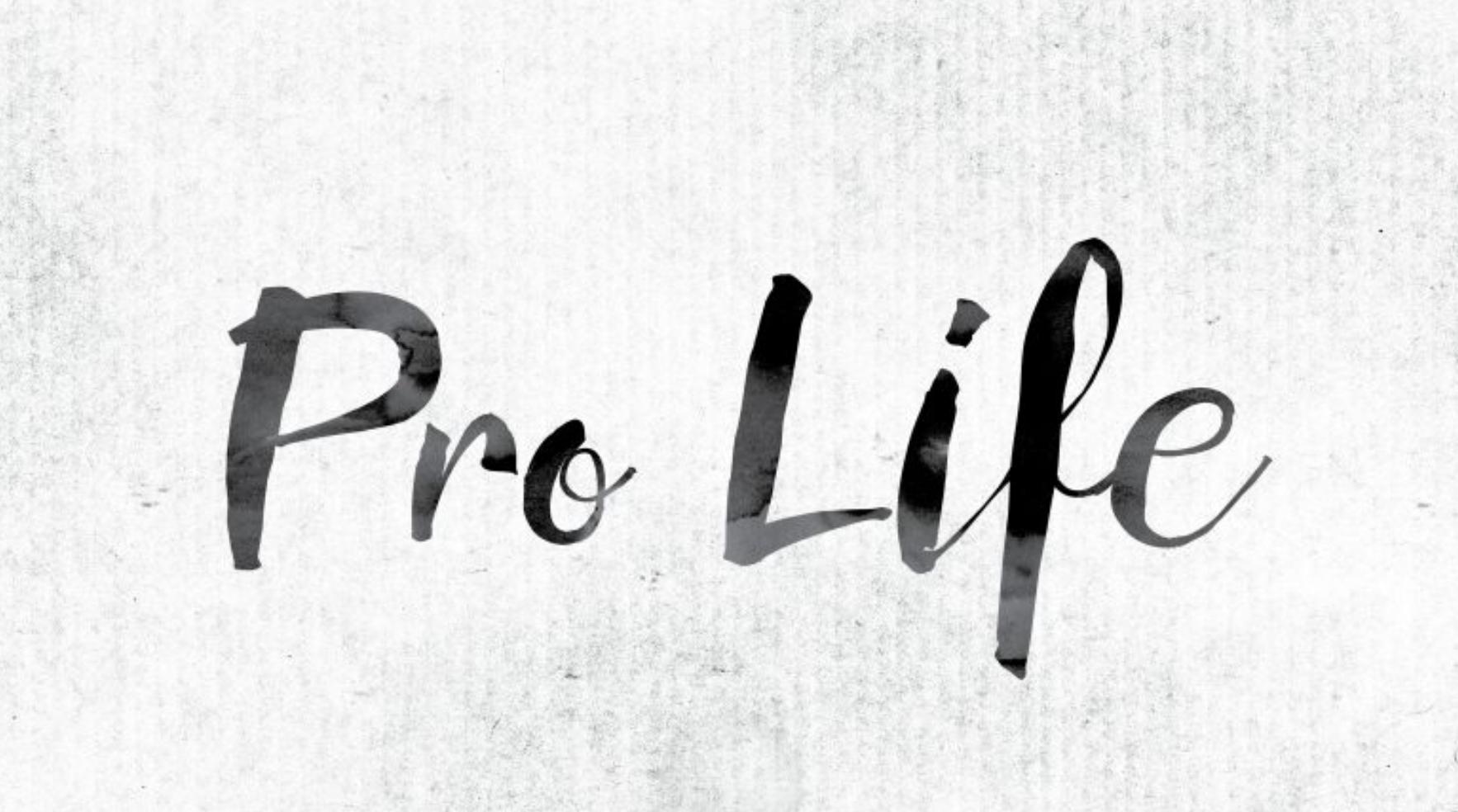 pro life bills