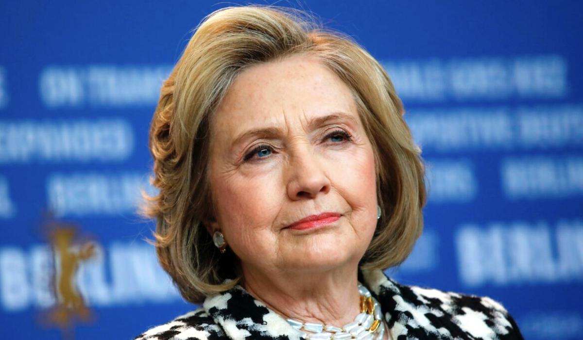 evil Hillary Clinton