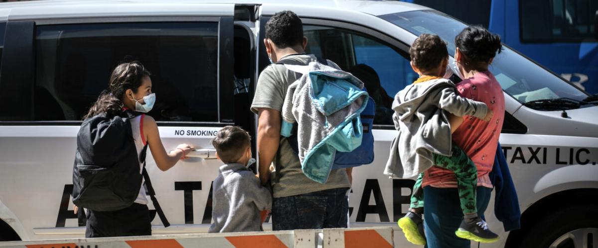 Illegal Immigrants kids
