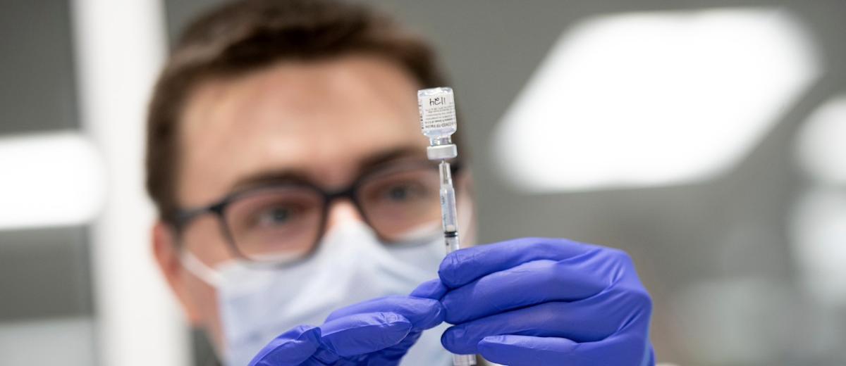 vaccine site