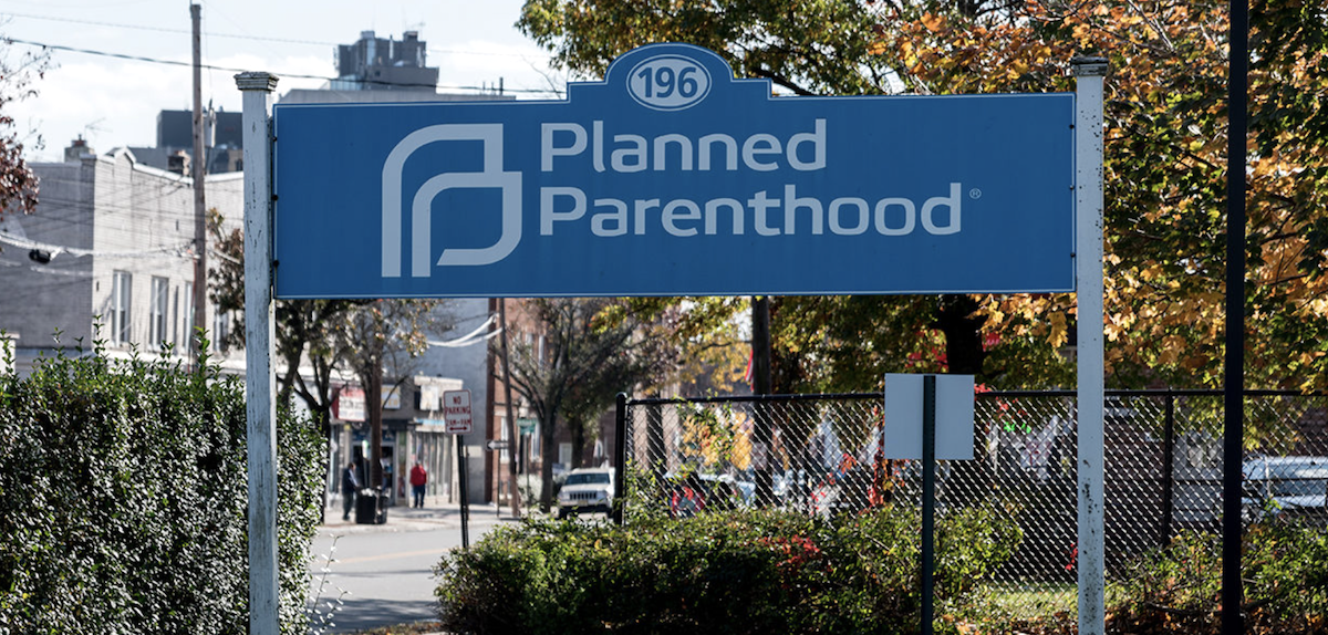 remove planned parenthood