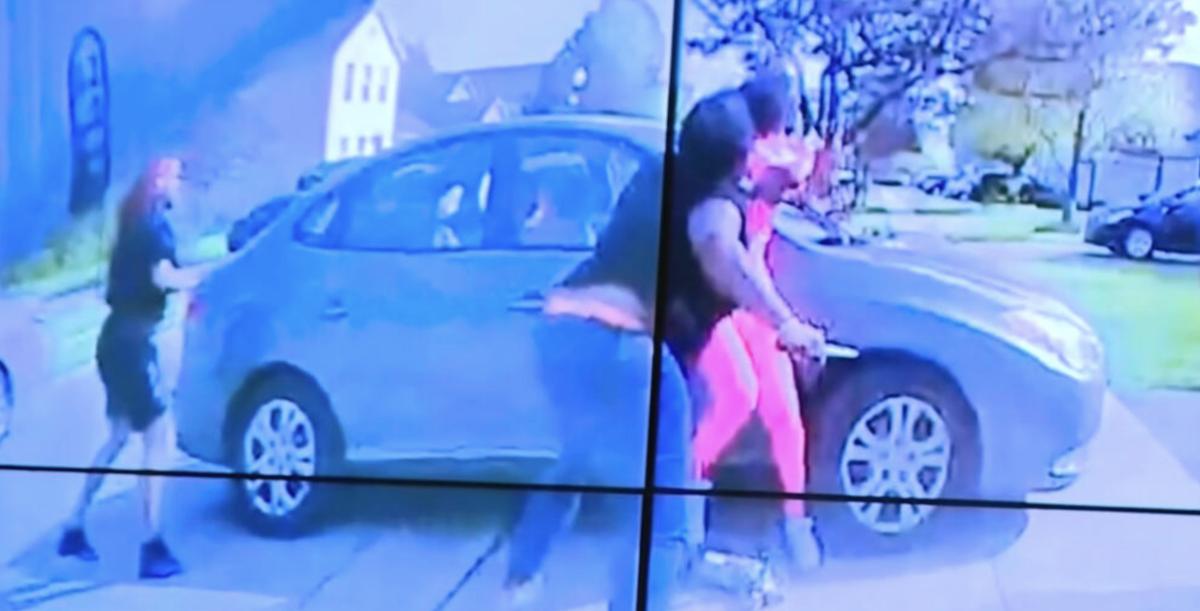 police bodycam video