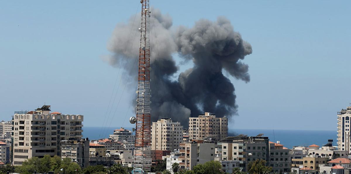 Palestinian Terrorist Hamas