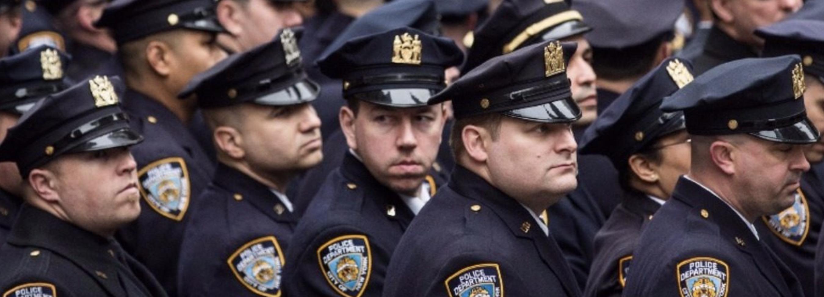 cops quitting