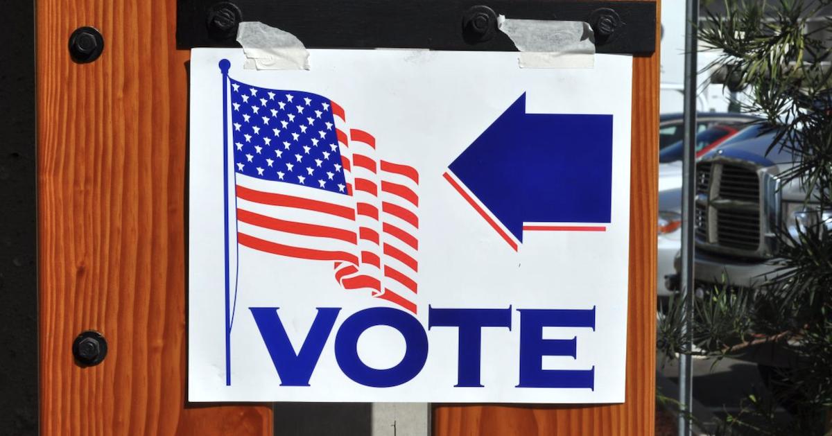 California registered Voters