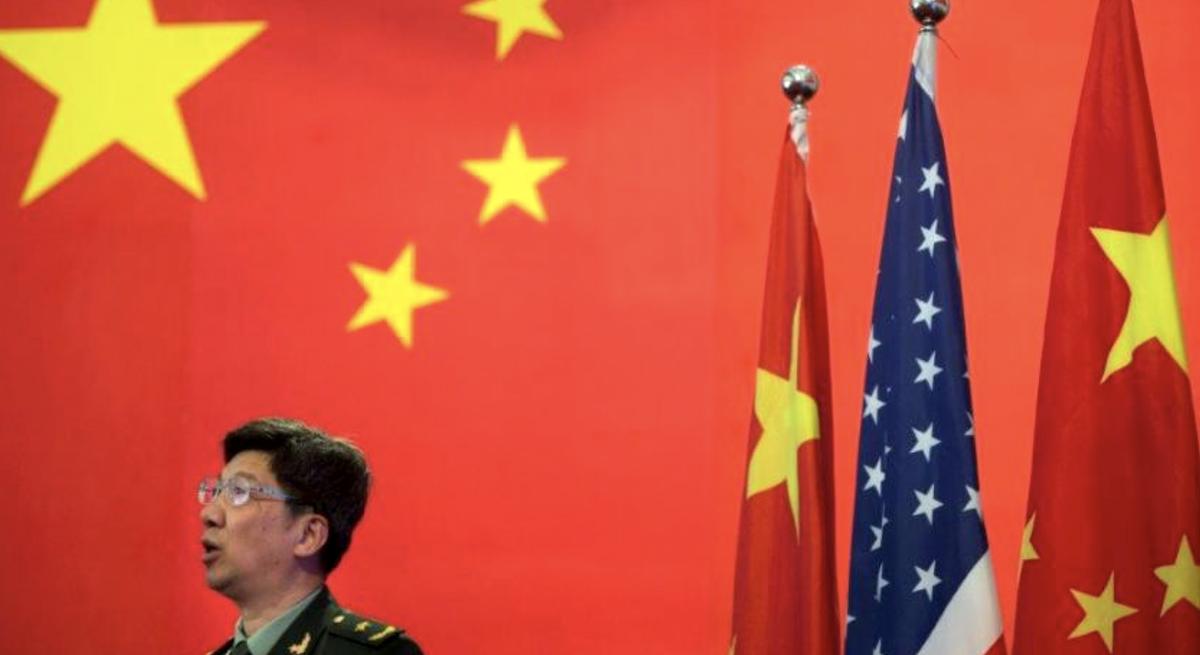 China-related counterintelligence