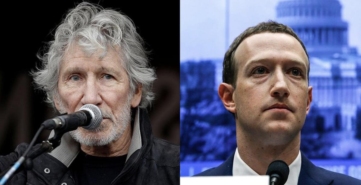 Pink Floyd Zuckerberg