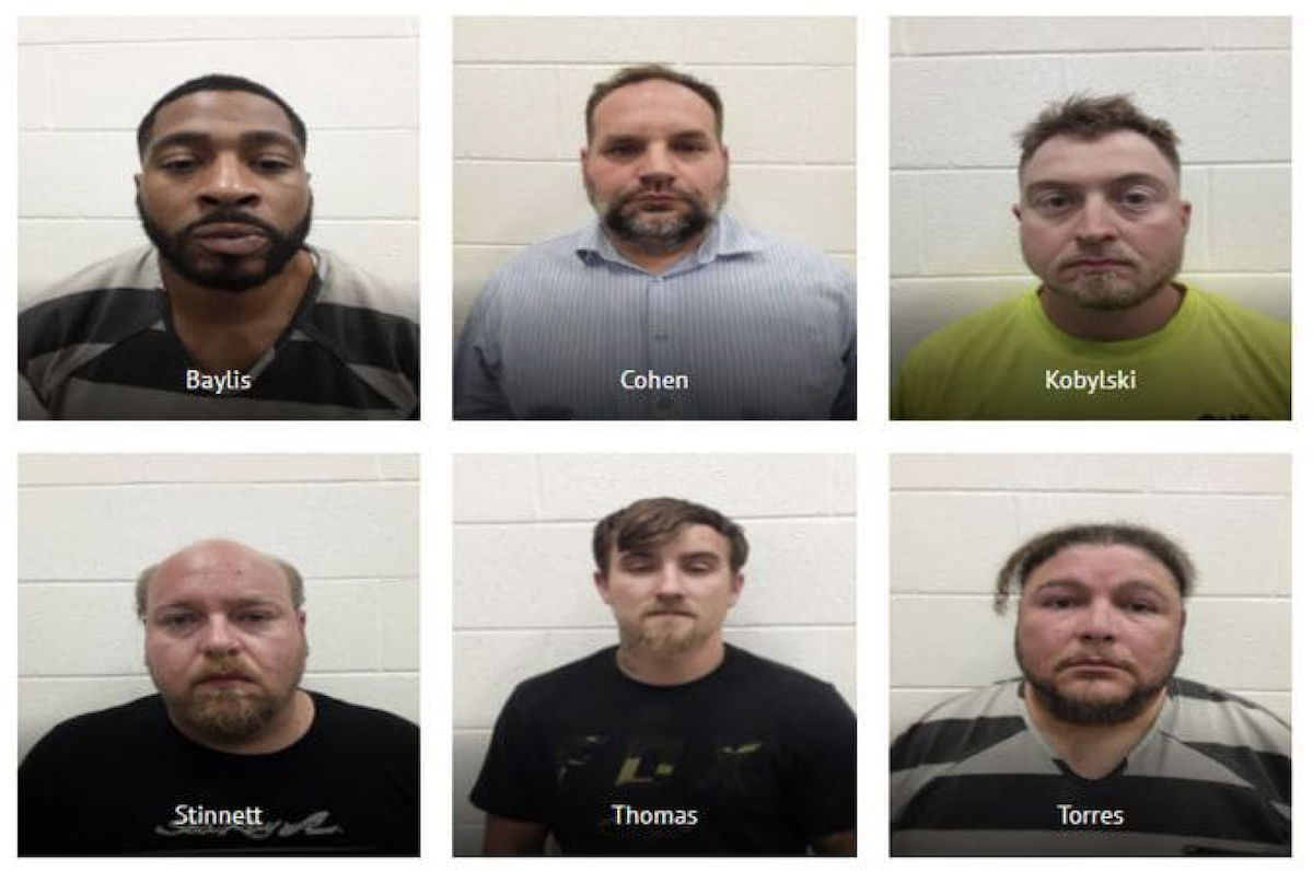 Tennessee human trafficking