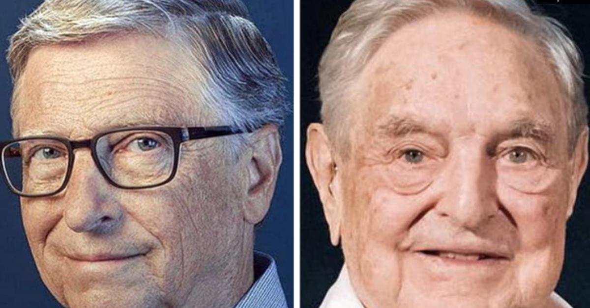 Bill Gates George Soros