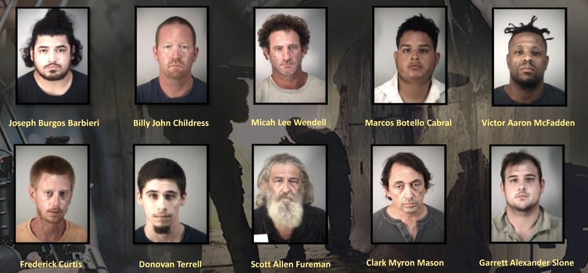 Lake County Florida Child Predators