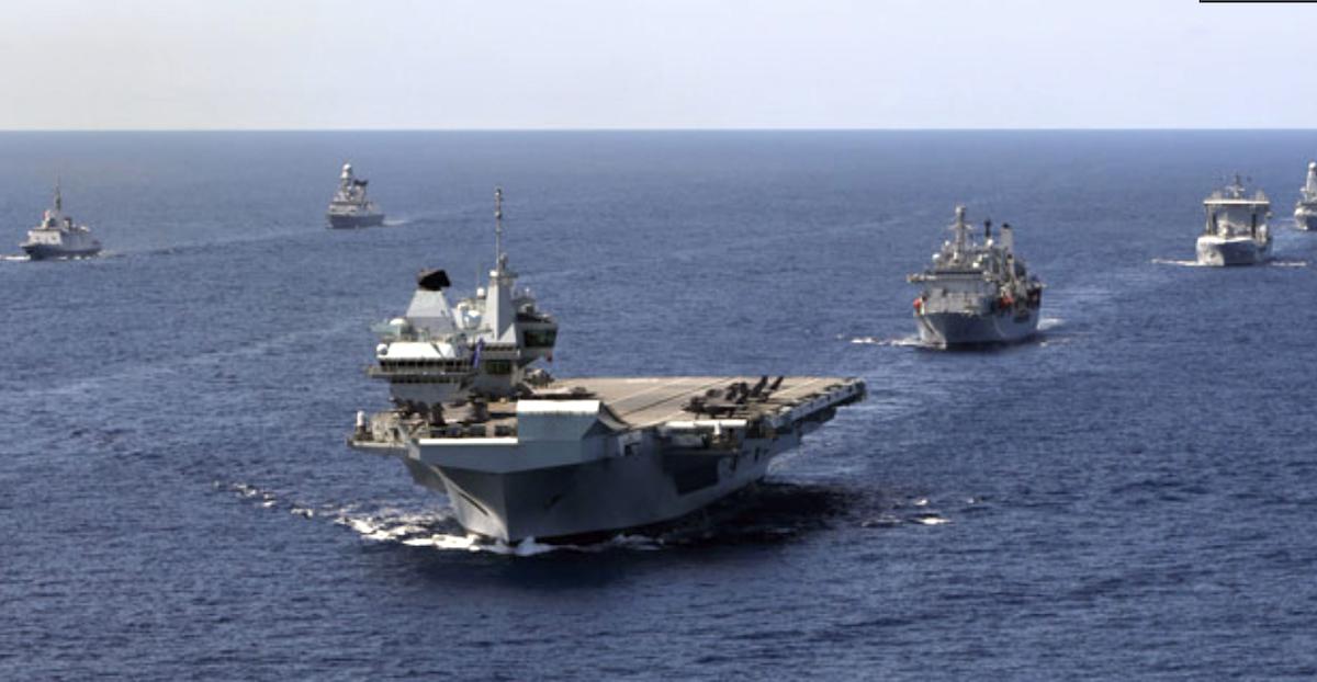 UK Warships