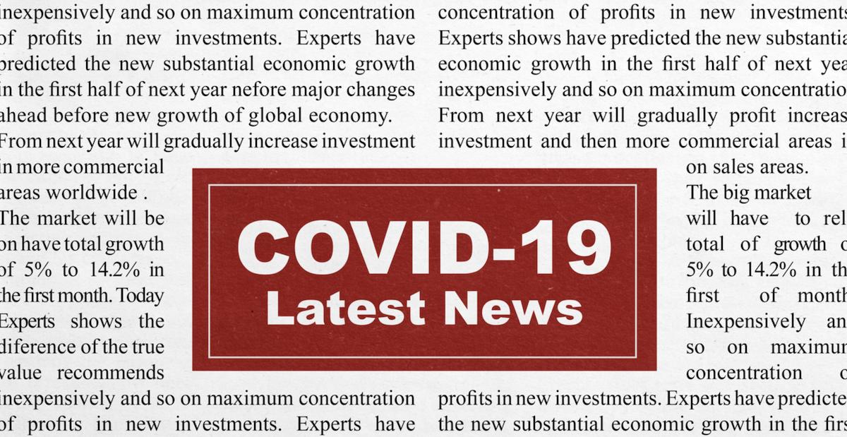 covid 19 news
